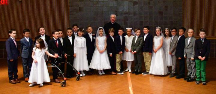 First Eucharist / First Reconciliation